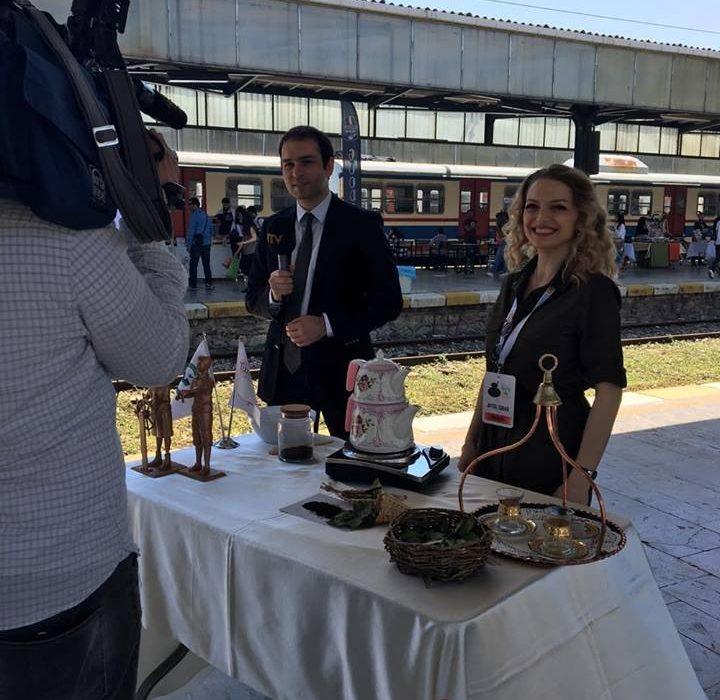 1.Uluslararası İstanbul Çay Festivali
