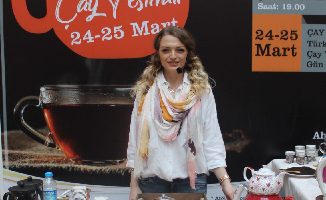 AGORA Çay Festivali 24-25 Mart