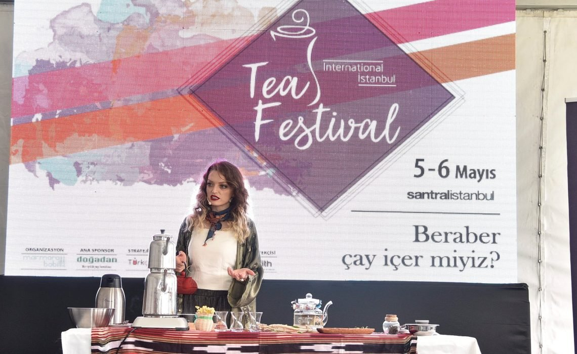 International Istanbul Tea Festival